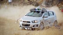 Chevrolet OK Go Needing-Getting Super Bowl commercial screenshot 02.02.2012
