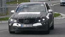 2014 Mercedes E63 AMG spy photo 10.10.2012