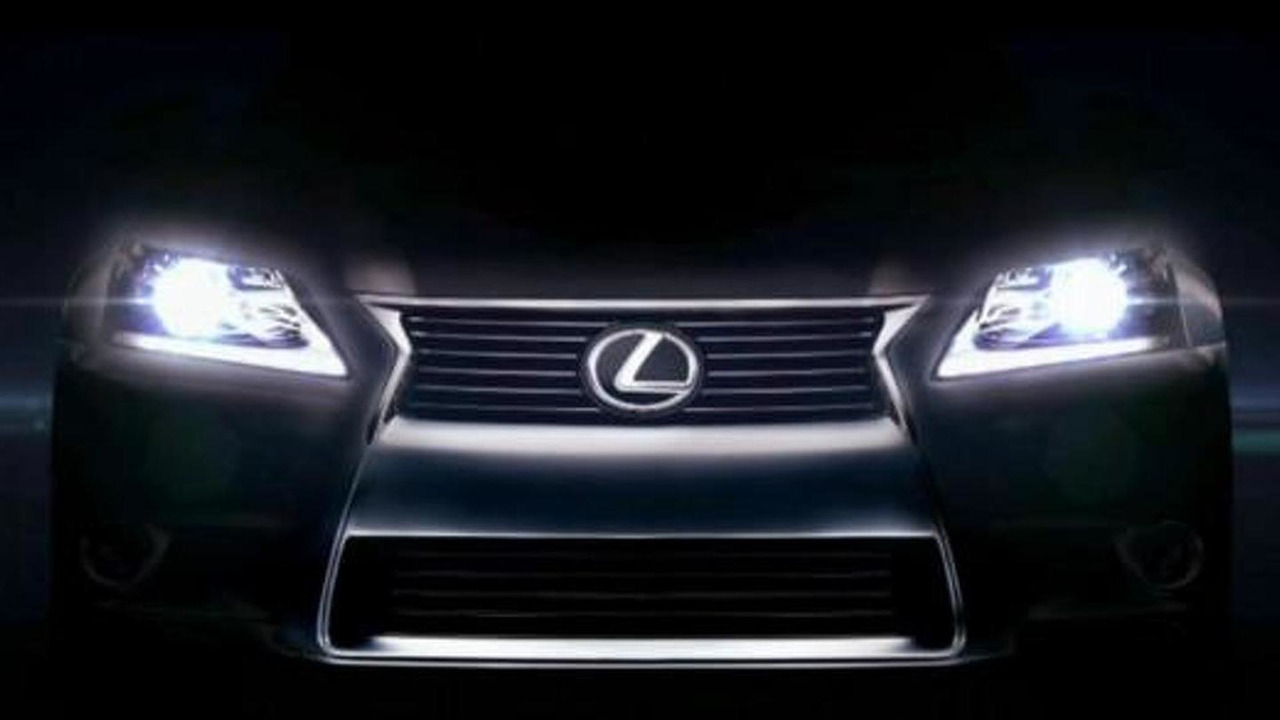 Possible 2013 Lexus CT 200h teaser image