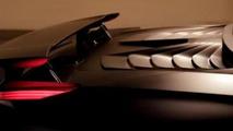 Peugeot Onyx concept teaser screenshot 10.9.2012