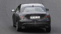 2013 Mercedes CLA spy photo 19.6.2012