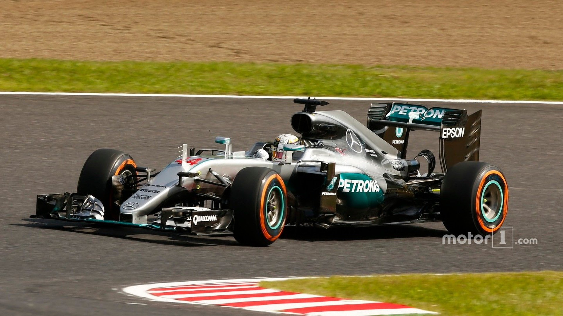 F1 Japanese Grand Prix – Race (Live Commentary)