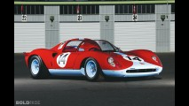 Ferrari Dino 206 S by Carrozzeria Sports Cars