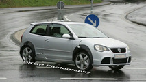 New Audi A1 Mule Spied