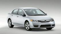 Facelifted 2009 Honda Civic Breaks Cover