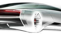 Audi reveals science fiction car for 'Ender's Game' [video]