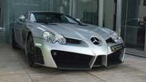 The fabulous Mansory SLR Renovatio is up for sale in Germany