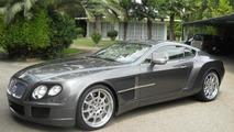 Bentley Continental GT allegedly based on Rolls-Royce Phantom costs 300,000 EUR