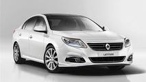 2014 Renault Latitude facelift leaked