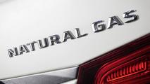 Mercedes E 200 Natural Gas Drive 09.8.2013