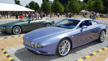 Aston Martin DBS Coupe & DB9 Spyder Zagato Centennial announced