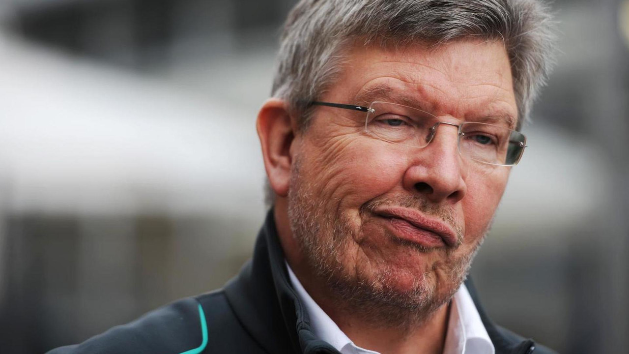Ross Brawn 15.11.2013 United States Grand Prix