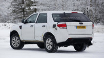 Ford Ranger-based SUV spied winter testing ahead of this year's launch