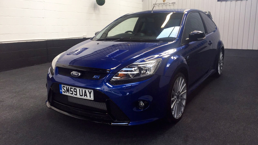 Buy this 2009 Ford Focus RS with 72 km and please drive it