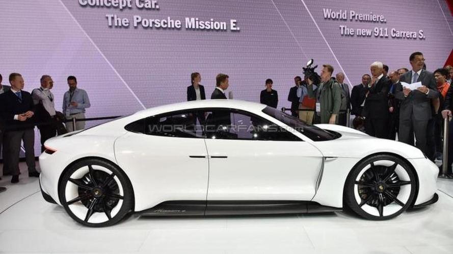 Porsche EV codenamed J1, will ride on bespoke platform