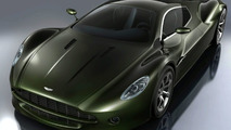 Aston Martin Supercar Artists Rendering