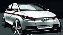 Volkswagen up!-based Audi A0 planned for 2015 - report