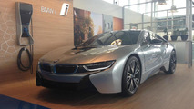 Non-working BMW i8 display car is a surprise hit on eBay