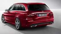 Mercedes-Benz C-Class Estate AMG Line goes official
