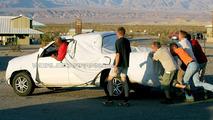 Spied Volkswagen Robust Prototype needs a Breakdown Service