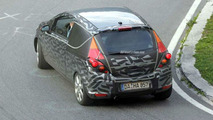 New Opel Corsa GSI Spy Photos