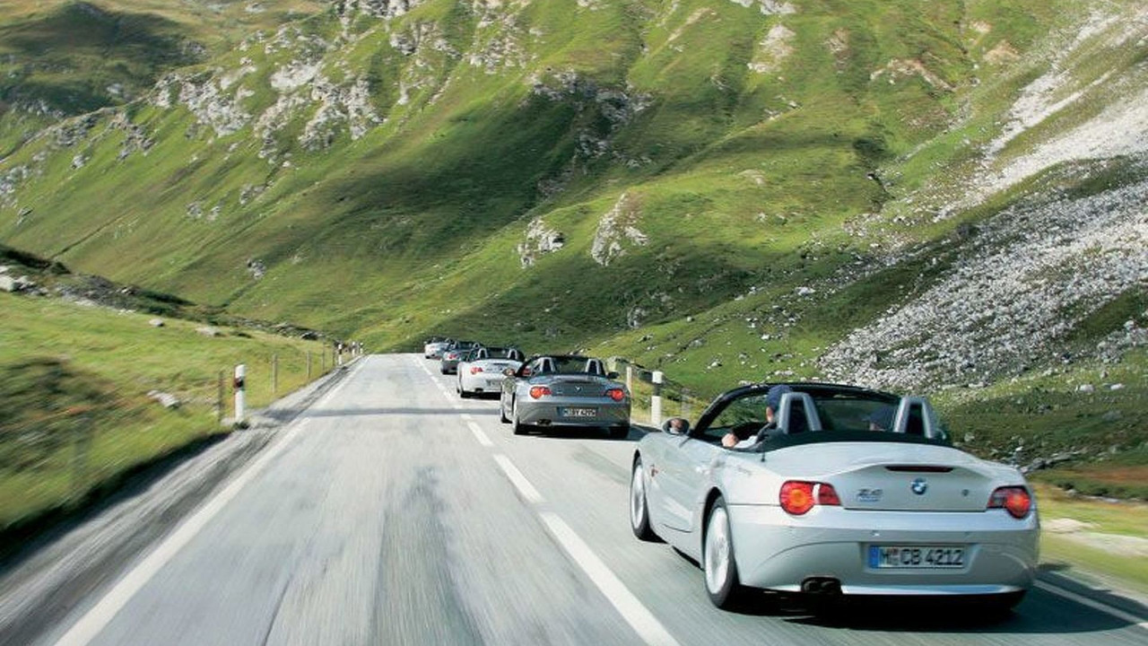Z4 Roadster Adventure Tour Tocino