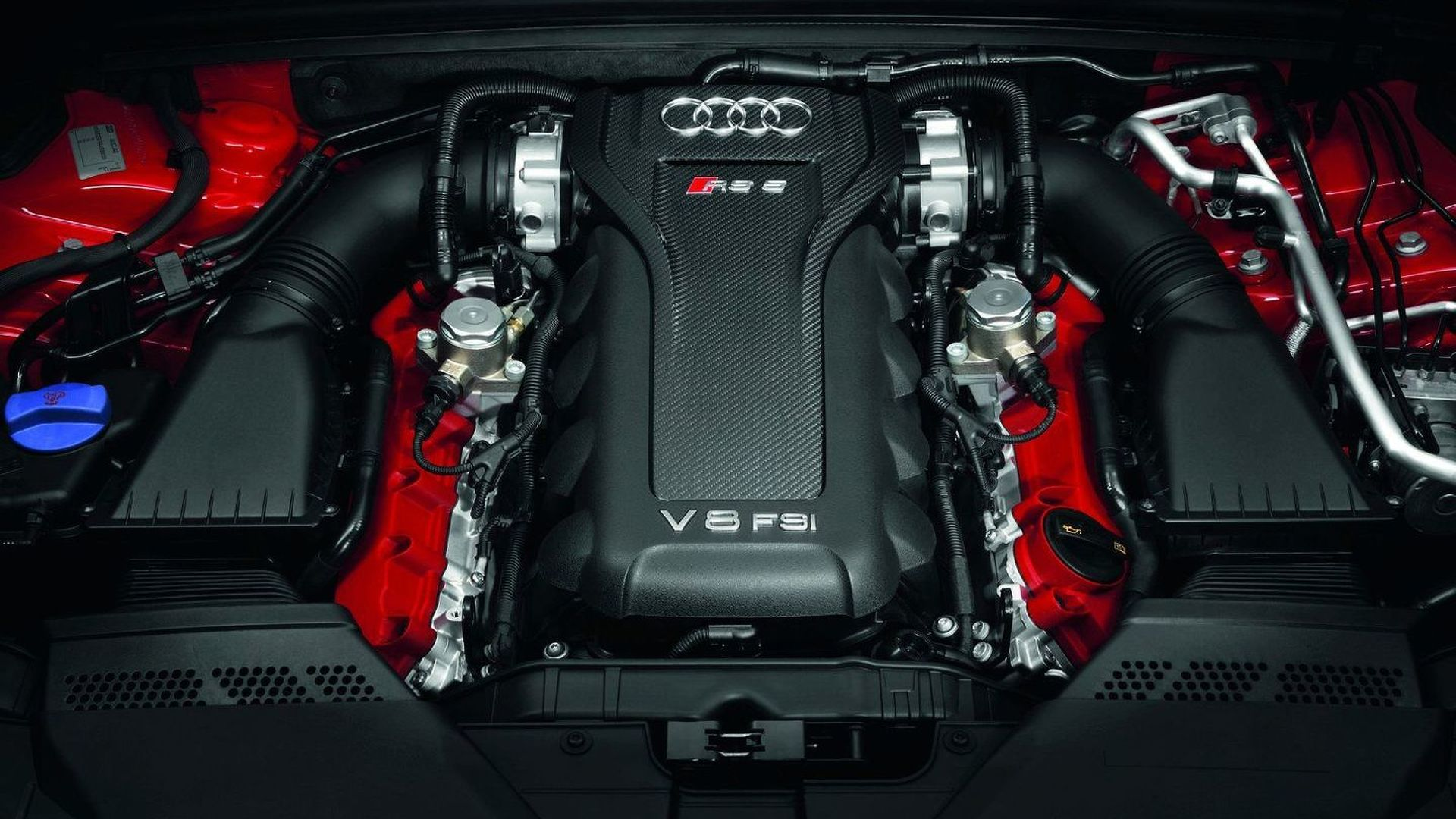 Official Audi RS5 Details Released - 4.2-liter V8 with 450 PS / 444 hp