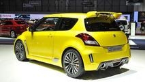 Suzuki Swift S Concept revealed in Geneva