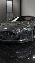 Mansory Cyrus based on Aston Martin DBS or DB9