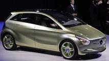 Mercedes-Benz BlueZero concept detailed for NAIAS