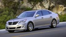 2011 Hyundai Equus full specs announced for U.S.
