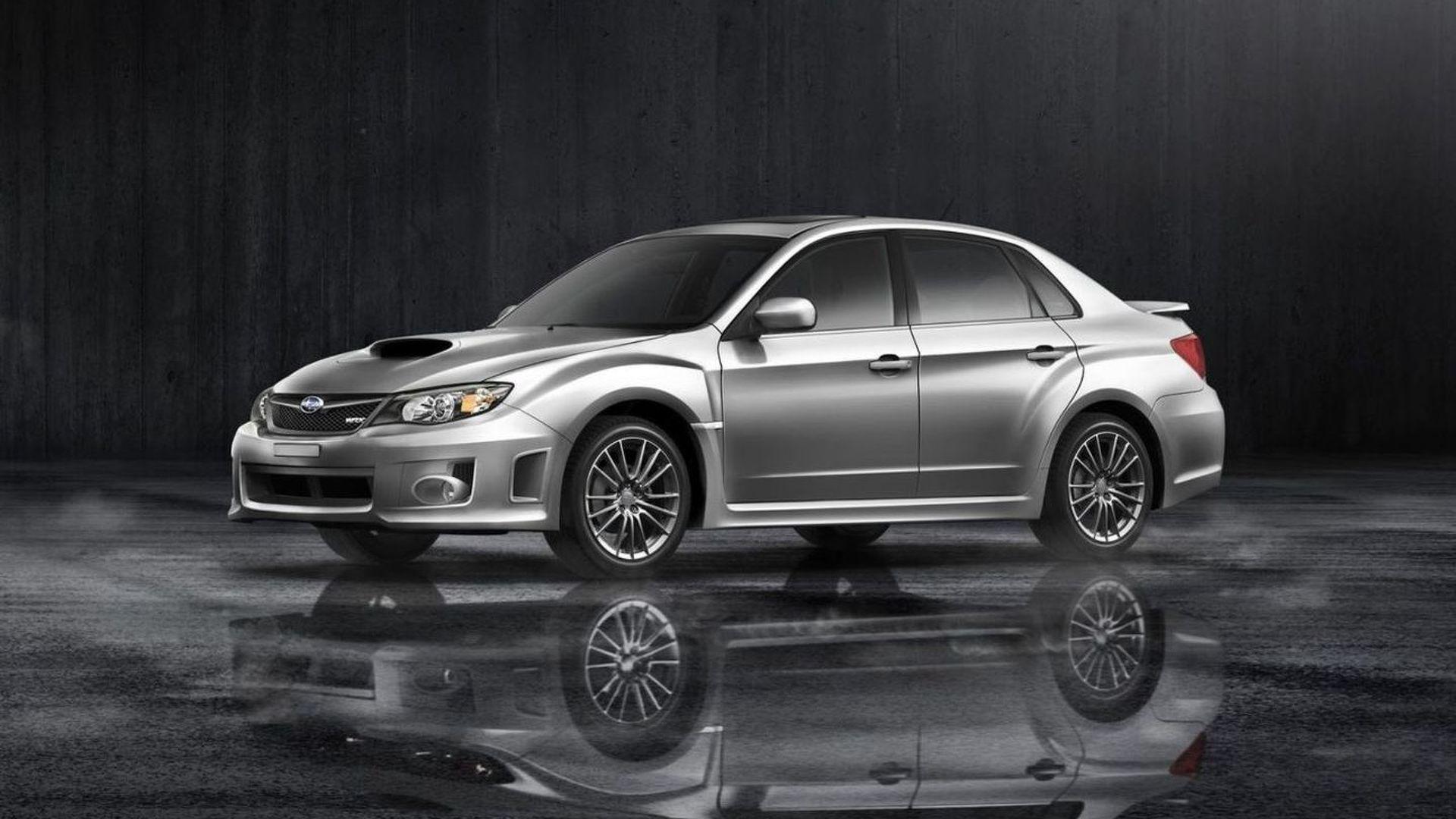 2011 Subaru Impreza WRX Facelift Gets Widebody - Debut in New York
