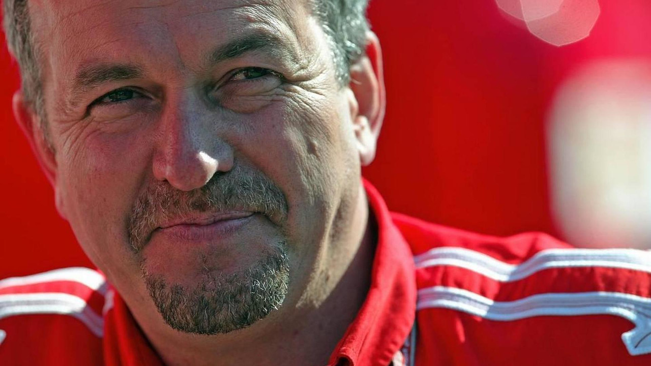 Nigel Stepney, GBR, Ferrari race technical manager, Spanish Grand Prix, 08.05.2005 Barcelona, Spain