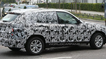 2011 BMW X3 Prototype Returns for More Testing