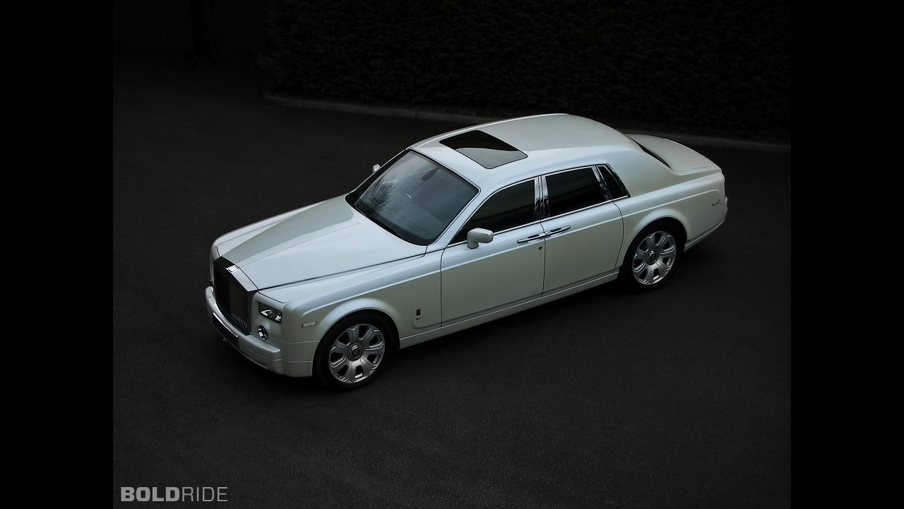 A. Kahn Design Rolls-Royce Phantom