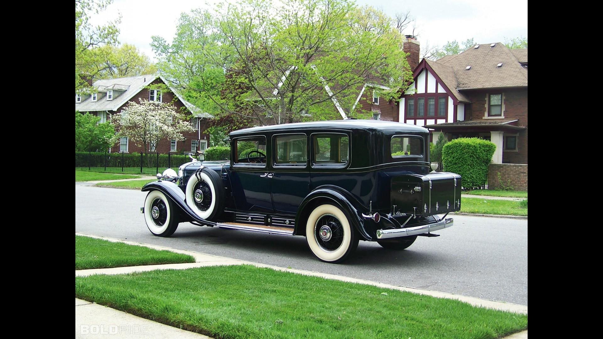 Cadillac V-16 Seven-Passenger Limousine