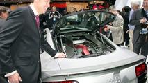 Audi R8 V12 TDI Concept unveiling