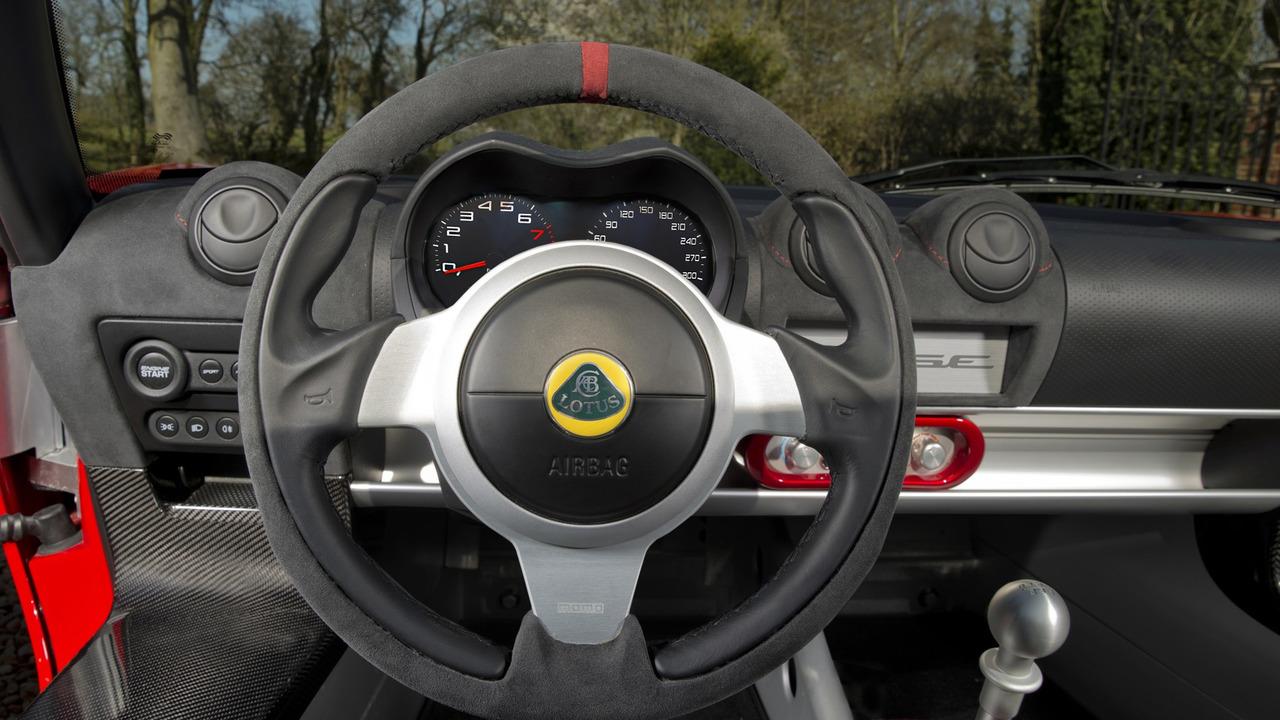 2017 Lotus Elise Sprint