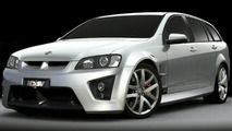 HSV Clubsport R8 Tourer Launched (AU)