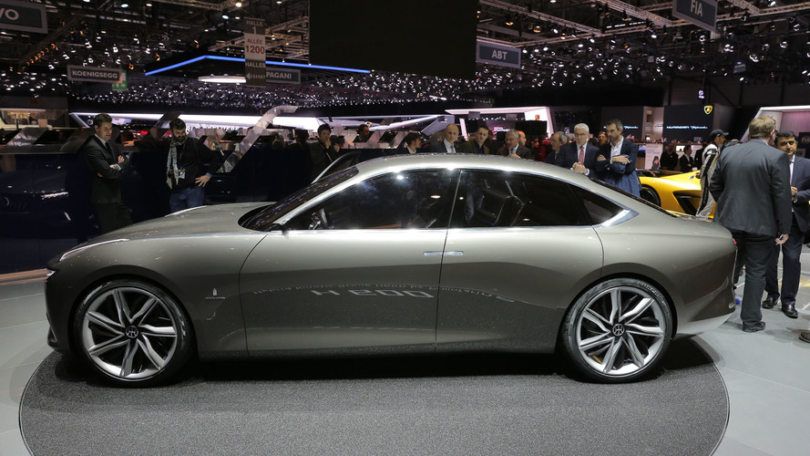 Pininfarina H600 to enter production by 2020