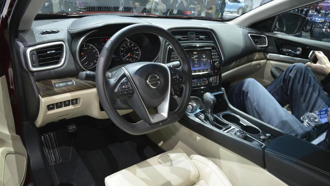 2016 Nissan Maxima live in New York