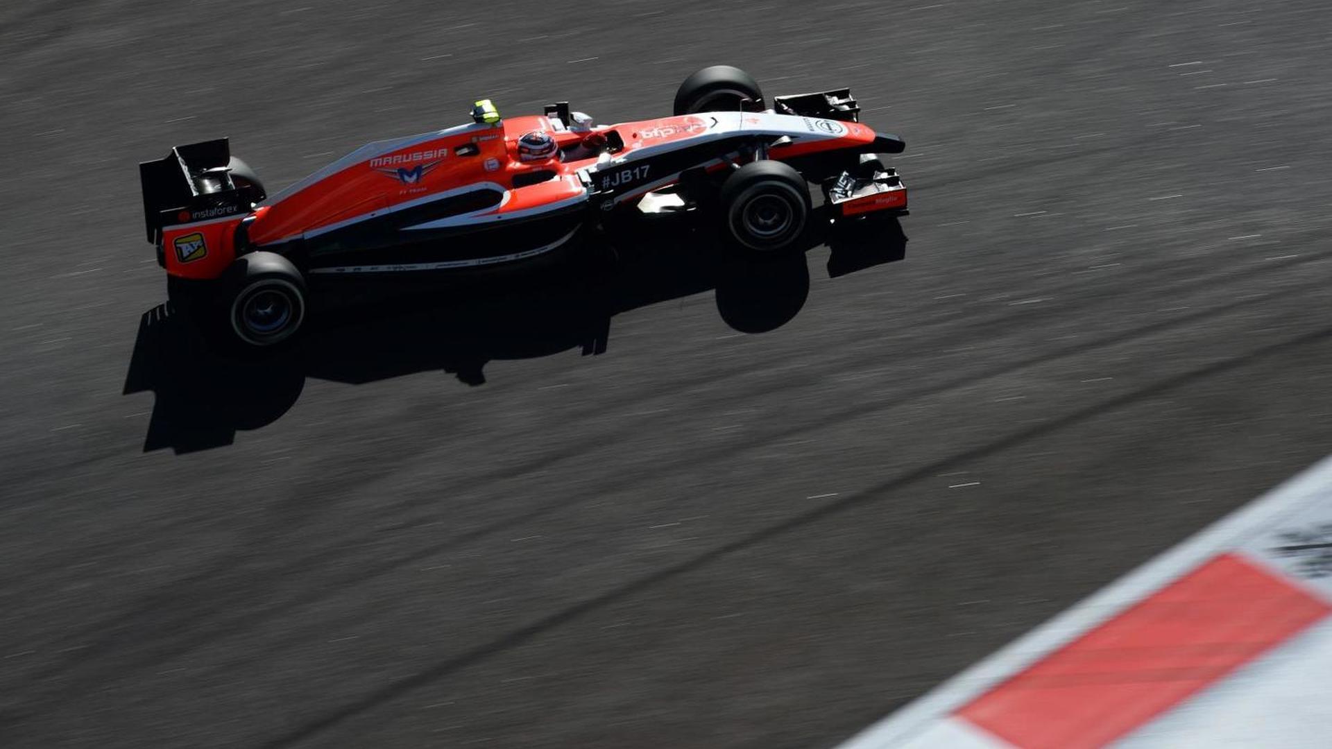 Williams backs Marussia's 2014-car plan