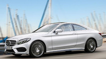 2016 Mercedes C-Class Coupe could be quite the looker