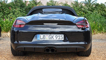 Porsche Boxster Spyder (not confirmed) spy photo