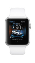BMW app for Apple Watch