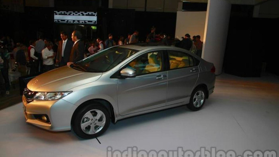 Fourth-gen Honda City revealed in India, on sale in January