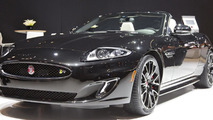 Jaguar XKR Final Fifty Edition unveiled in New York, celebrates the end of the XK