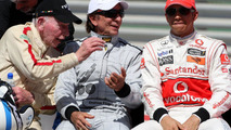 F1 legend Surtees questions Hamilton's focus