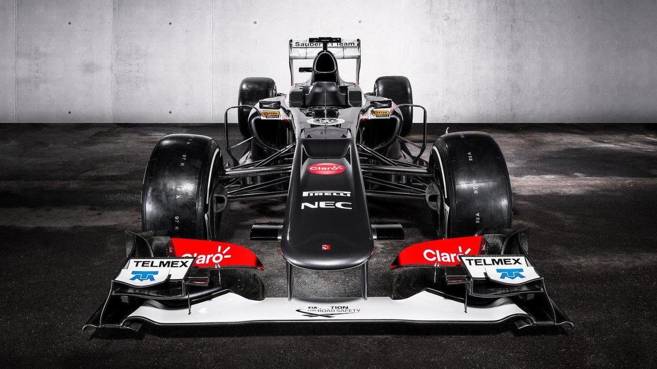 Sauber C32 Ferrari press photo