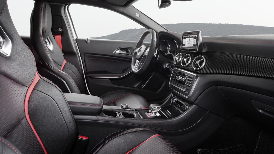 Mercedes GLA 45 AMG looks fiesty in latest promo [video]